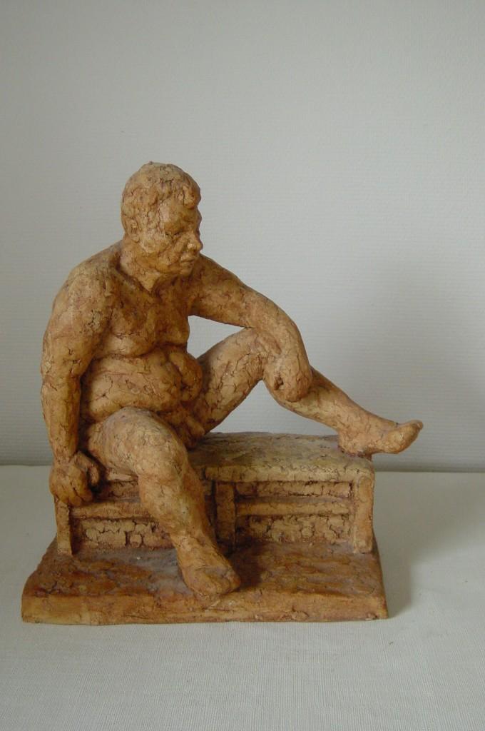 Johannes på bænken,C