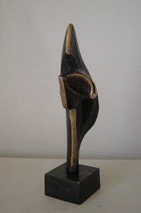 Symiose, bronze 32x12x8